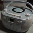 ジャンク Audio Comm ステレオCDラジオカセットレコーダ...