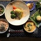 縁とゆかりの玉手箱◎料理教室 圧力鍋で炊く玄米ごはんと一汁三菜の家庭料理