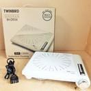 ツインバード TWINBIRD IH-D934 コンパクトIHコン...
