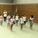 藤沢市内でチアダンス(年長〜小学生)
