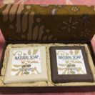NATURAL SOAP 2個セット