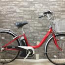 ヤマハ  パス  リチウム 電動自転車 アシスタ 26インチ