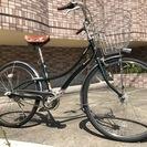売り切れました!きれいなおしゃれ自転車 ブリヂストン LOCOCO...
