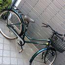 自転車 26インチ ママチャリ シティサイクル