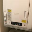 衣類乾燥機6㎏+専用スタンド付き 2016年モデル DE-N60W...
