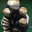 ☆メンズ☆ゴルフクラブセット☆ゴールドクラブ