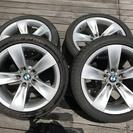 BMW E60 61 550 530 純正ホイール 逆反り