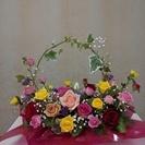 気軽にお花を楽しんでいただける教室...