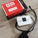 ポケットWiFi GL04P 2013購入品simフリー