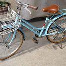 美品!子供用自転車22インチ 終了...