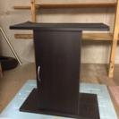 水槽台 60cm 黒