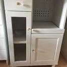 炊飯機 が置ける 収納食器棚