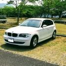 【非常に状態の良くお得なBMWです☆】BMW 1シリーズ120i ...