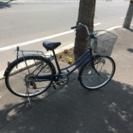 自転車ジャンク