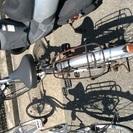 自転車 サビあり ジャンク