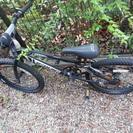 ジャンク アメリカから持ってきた自転車