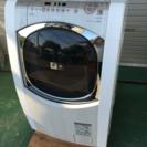 外装洗浄済 SHARP シャープ 9kg洗濯乾燥機 ES-HG92G