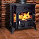 最安値!高評価!2次燃焼 お住まいを暖める頑丈な鋳物構造、素早い着...