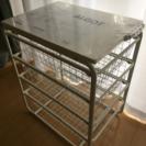 (未使用) IKEA 衣類収納 ALGOTシリーズ