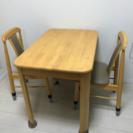 値下げました🎶〜〜中古テーブル、椅子