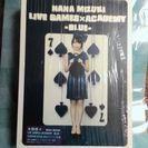 【美品】水樹奈々さん LIVE DVDお譲り致します【5枚組】