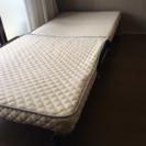 折りたたみベッド