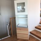IKEA 収納棚(ご自身でのカスタム可能な家具)
