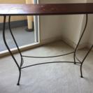 飾り棚 テーブル