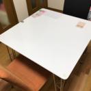 テーブル&椅子2脚