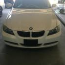最終値下げ!BMW 3シリーズ 320i ホワイト 内装・外装・状態◎