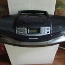 Panasonic/CDラジカセ・RX-DS18