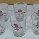 値下げ!ウィスキーグラス 6個