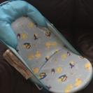 赤ちゃん用 お風呂のソフトバスチェア