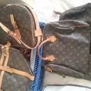 LOUIS VUITTONのバッグ(正規品)