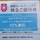 ホテルサンルート 割引券