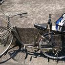✨お取引中✨子供乗せ付き自転車(^-^)