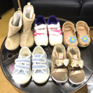 女児用・靴詰め合わせ