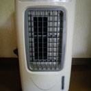 マイナスイオン発生冷風扇 リモコン付