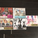 BREAKERZ ブレイカーズ 初回限定CD+DVD 5枚セット