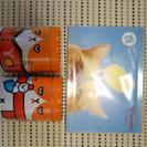 ふてニャンカレンダー、ふてニャン缶2種類