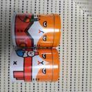 ふてニャン缶2種類