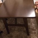 テーブル 茶色 良品
