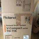 Roland TD-11K-S &キックペダル、イス、スティックのセット