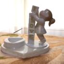 陶器の女の子