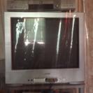 ブラウン管テレビ21型 14型