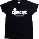 無料 新品 Emerge Tシャツ