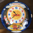SEIKO★アンパンマン振り子時計★電波
