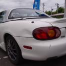 NB8C 6速マニアル ハードトップ BOSE 平成10年式 - 中古車