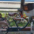 三人乗り自転車譲ります