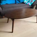 商談中*ニトリ 折りたたみローテーブル